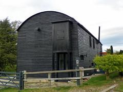 Dutch Barn, Netherwylde Farm, Aldenham