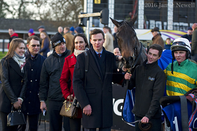 Aeglos family picnic photo at Leopardstown