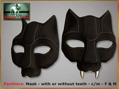 Bliensen - Panthera - Mask