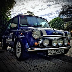 Cada vez que conduzco mi adorado #mini es como si fuera una primera vez. #cooper #minicooper #miniclasico #minicoopers #coche #car #lovemini