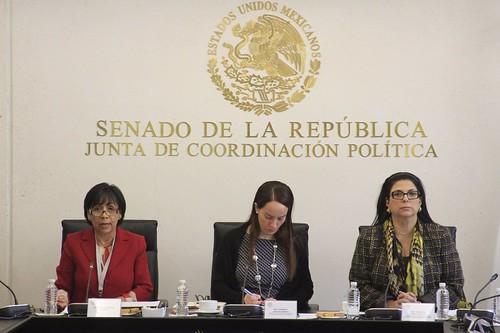 Comisiones Unidas de Relaciones Exteriores y de Relaciones Exteriores América del Norte 9/mar/17