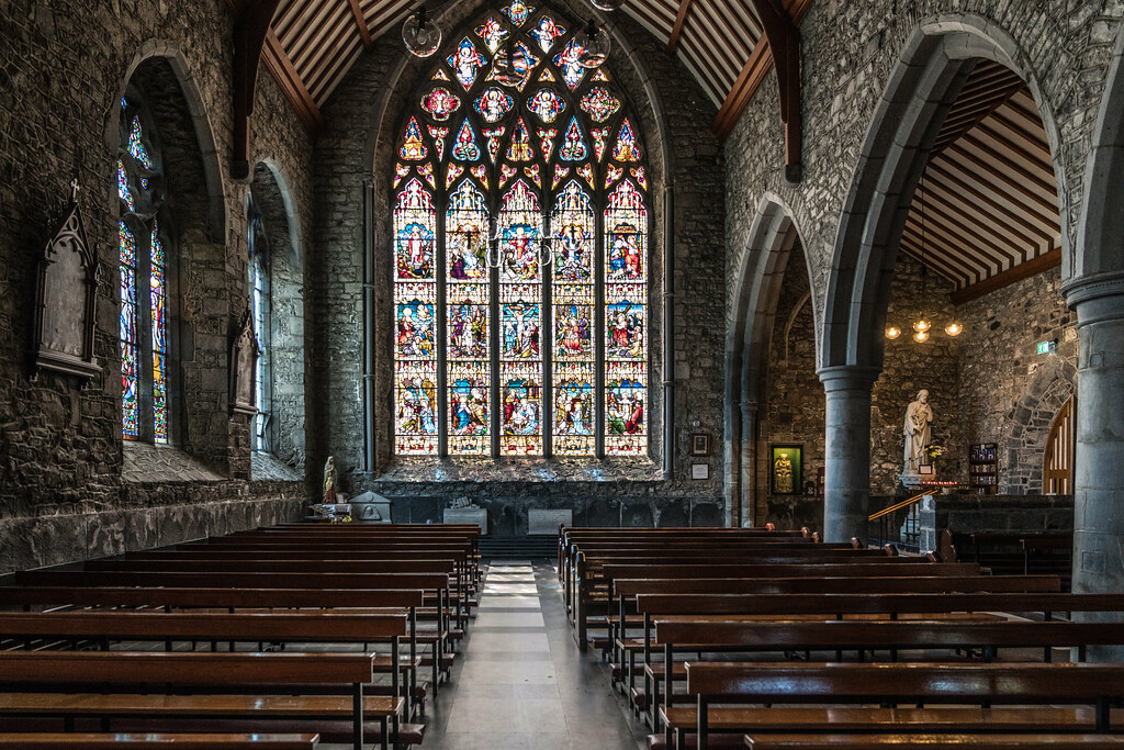 THE BLACK ABBEY OF KILKENNY [THE BLACK FRIARS]-127743