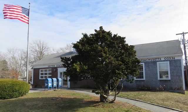 Post Office 02536 (East Falmouth, Massachusetts)