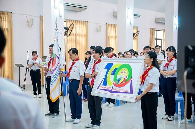 Kỷ niệm 100 năm Nghĩa Binh Thánh Thể và 15 năm tái lập phong tráo Thiếu Nhi Thánh Thể tại GP Sài Gòn