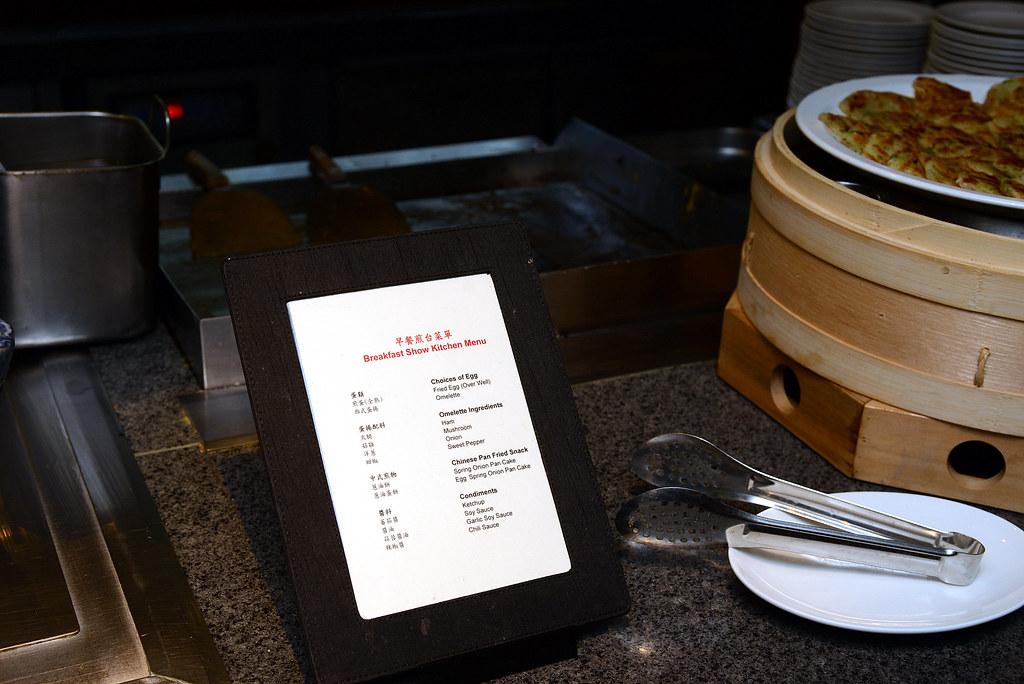 太魯閣晶英酒店衛斯理自助餐(早餐)