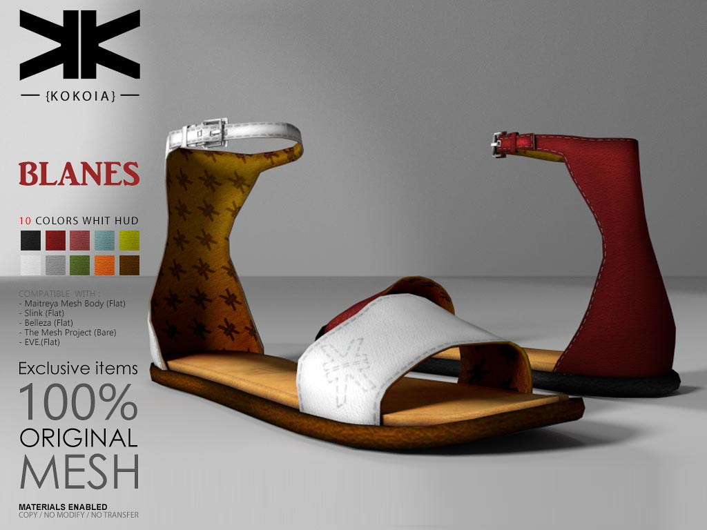 Blanes :: Woman Shoes :: 10 Colors | Purchase | Shop in Seco