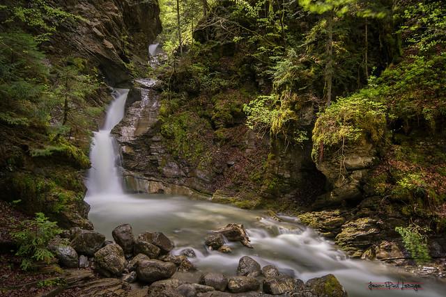 Morzine - La cascade, Nikon D7100, Sigma 10-20mm F4-5.6 EX DC HSM
