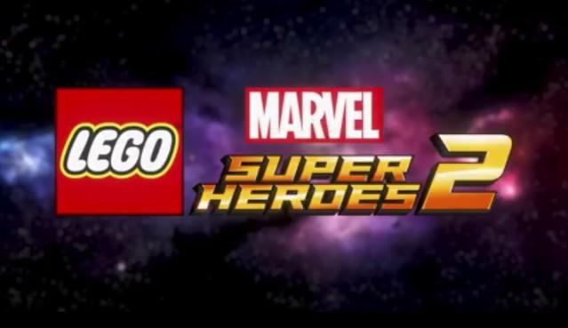 LEGO Marvel Super Heroes 2 Teaser Trailer