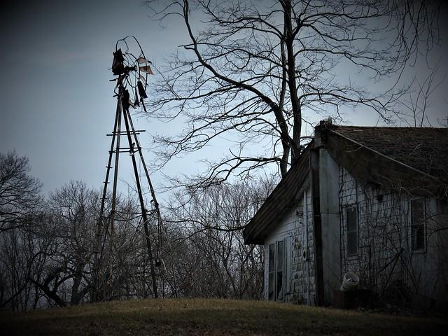 Sad Little Windmill, Canon POWERSHOT A630