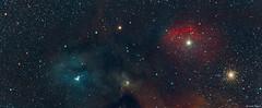 Rho Ophiuchi Cloud Complex Mosaic