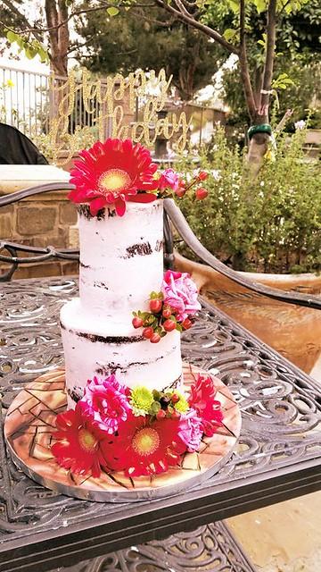 Cake by Keeches'n'Cake