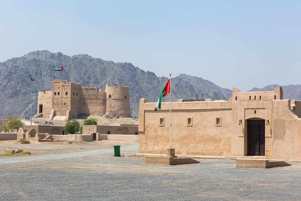UAE. Fujairah