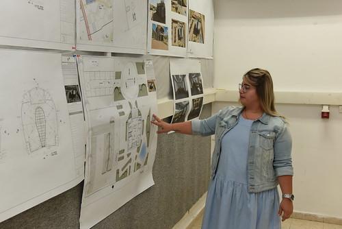 מגמה לאדריכלות – הגנות פרויקטים