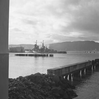 Sovjetiske krigsskip i Trondheim (1964)