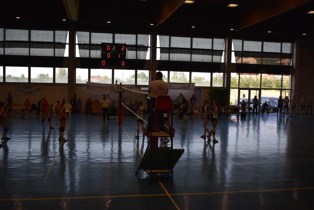 finest selection dff52 efb7e Finale Regionale U18F | Liu Jo Tironi - Teodora Ravenna | Flickr