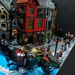 Paris steampunk 1889 [WIP] : let's go to the center of the Earth