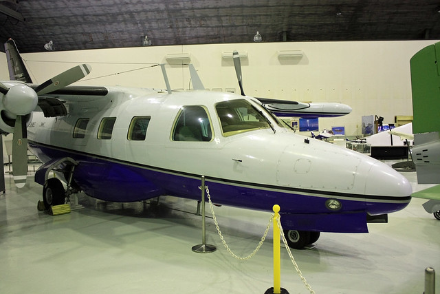 三菱MU-2 JA8737 IMG_5244_2