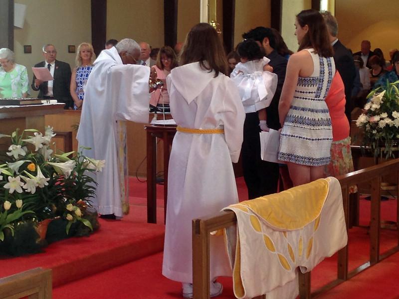 Easter baptism 2017 3