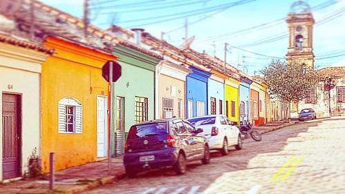 Rua da vila dos operários da antiga fábrica São Martinho em Tatui. #tatui #fabricasaomartinho #familiaGuedes #in #instagood #insta #instago #instacool #instagram #instapic #instasize #instalove #instadaily  #instaphoto #instaphotography #photo #photoofthe