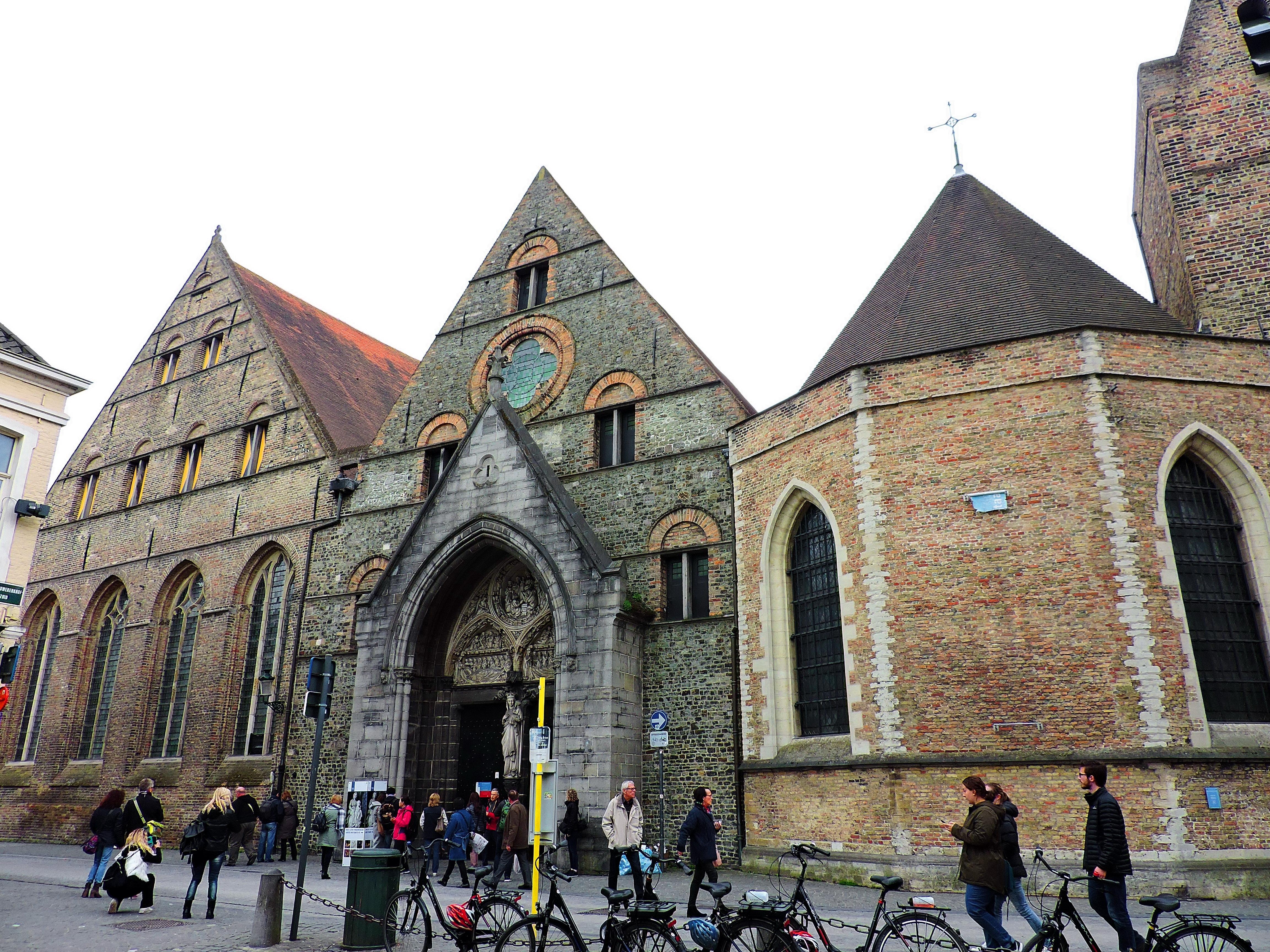 Old St. John's Hospital (Sint-Janshospitaal), Bruges