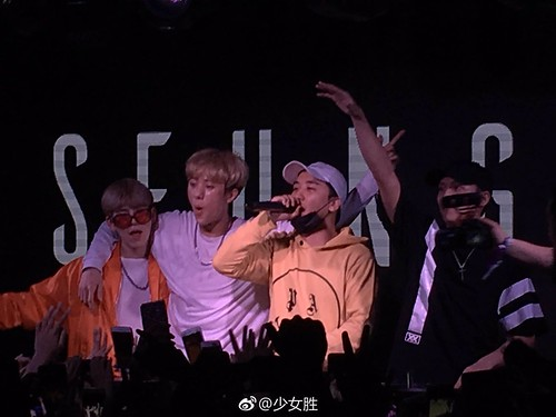 Seungri supporting his NHR DJ Crew in Xiamen China 2017-05-0910 (18)