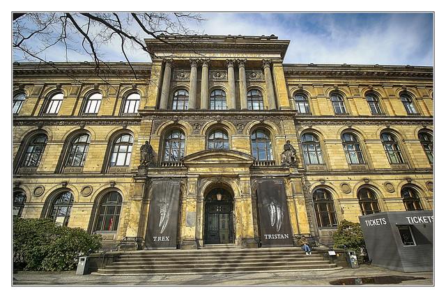 Berlin - Museum für Naturkunde 01