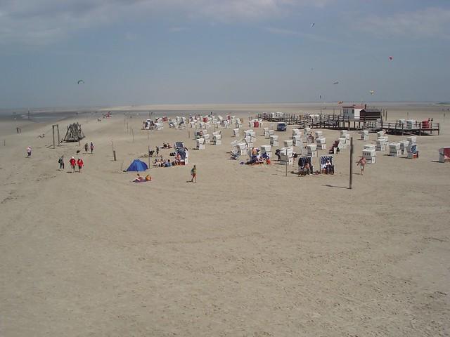 Sankt Peter-Ording Strand, Sony DSC-W5