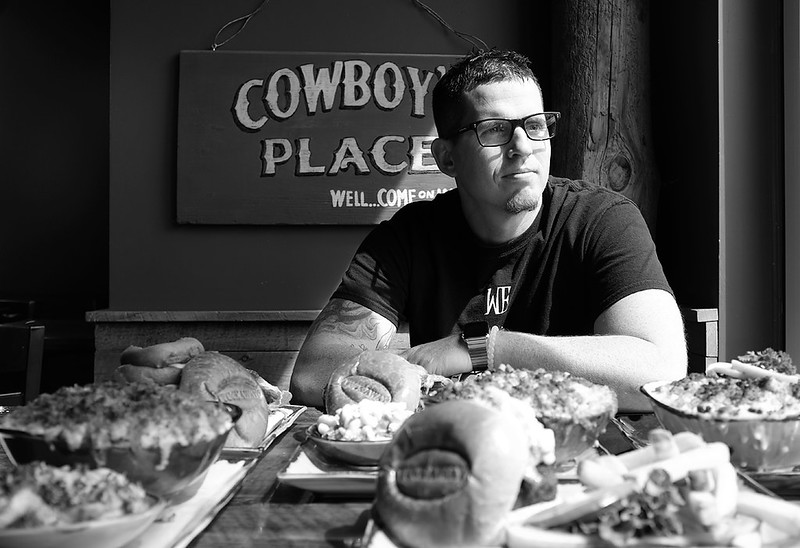 Bobby Marcotte, Chef & Owner - Tuckaway Tavern • Hippo Best Of 2017