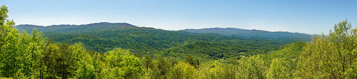 great smoky mountains smokies tennessee foothills parkway dxo hugin