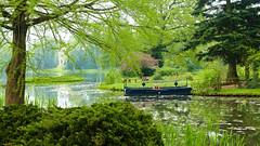 Ausflug Wörlitzer Garten