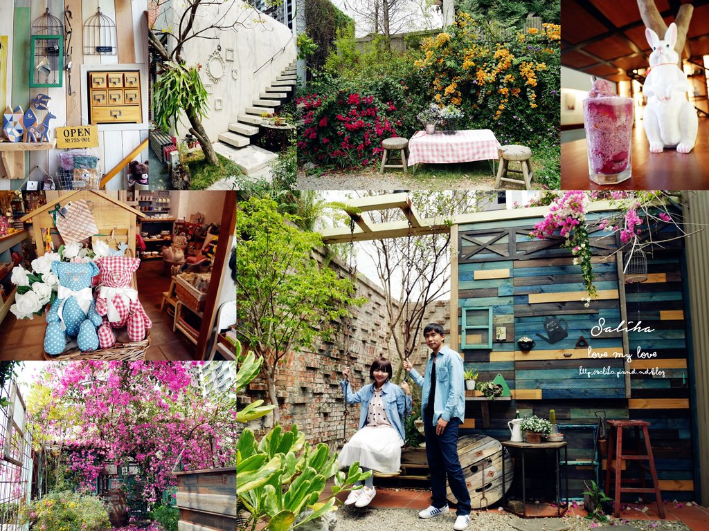 台中北屯區景觀餐廳推薦Buka這一隻熊cafe婚紗外拍景點 (4)