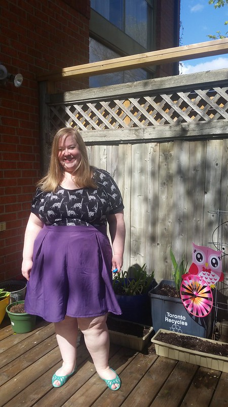 Winslow Culottes and M6754