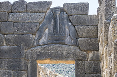 The Lion Gate, Mycenae