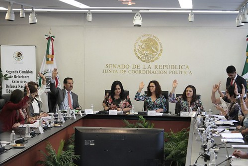 Segunda Comisión de la Permanente 16/may/17