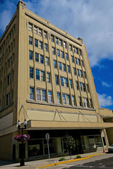 Laurel Building, Muscatine, IA