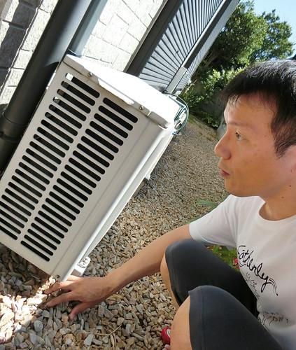 エアコンの買い替え