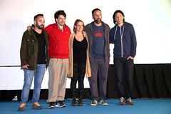 Proyección de CARNE PROPIA en Pantalla Pinamar 2017