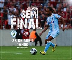 23-04-2017: Londrina x Atlético Paranaense