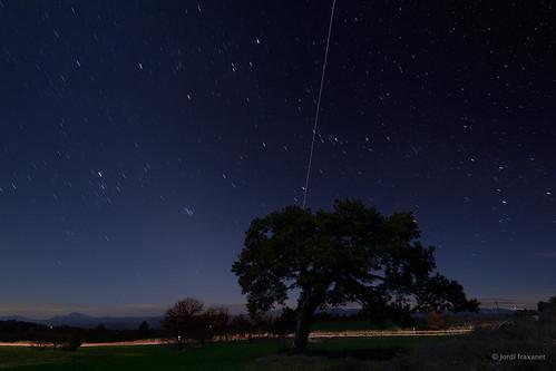 Estació Espacial Internacional sobre Torregassa