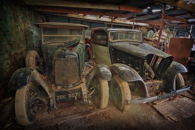 Rusty Vintage, Canon EOS 700D, Sigma 10-20mm f/4-5.6