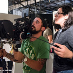 04/12/17 - Cinematography Shoot on Burbank Sound Stage 5