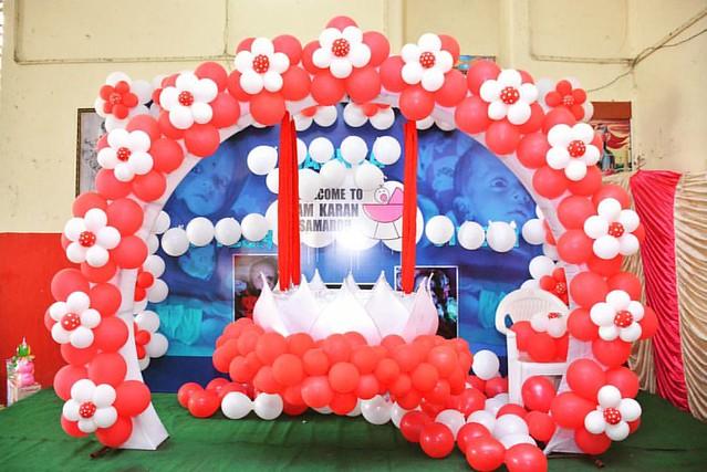 #cradleceremony #1stbirthday #babyshower #naamkaran #balloons #decoration #cradle #specialcradles #birthdayplanner #babyphotography #babyshoot