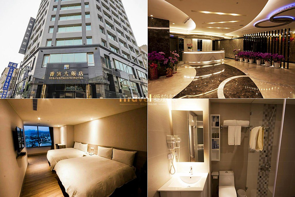 Golden Pacific Hotel - Taichung