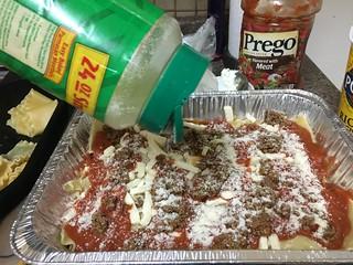 Aunt Marys Lasagna - whatstoeatb@gmail.com