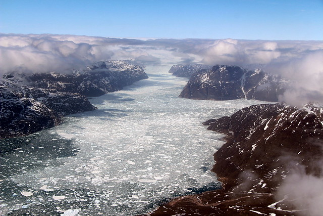 NASA's IceBridge Wraps Up 2017 Arctic Campaign With Southern Greenland Flight