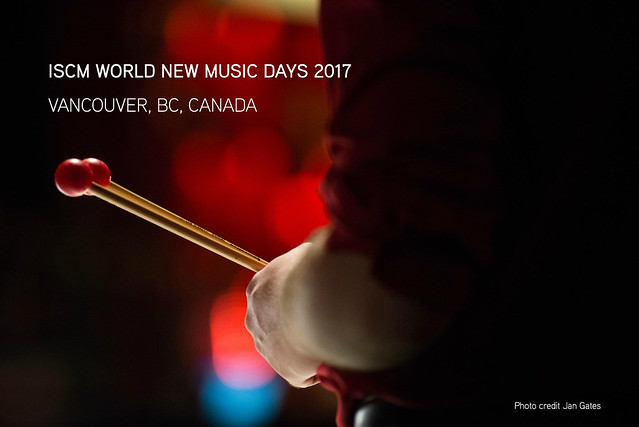 ISCM World New Music Days 2017