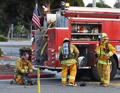 Fire Damages Westwood Postal Facility