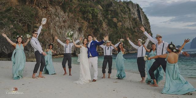 El Nido - Palawan Wedding (Bartos + Karen) (30)