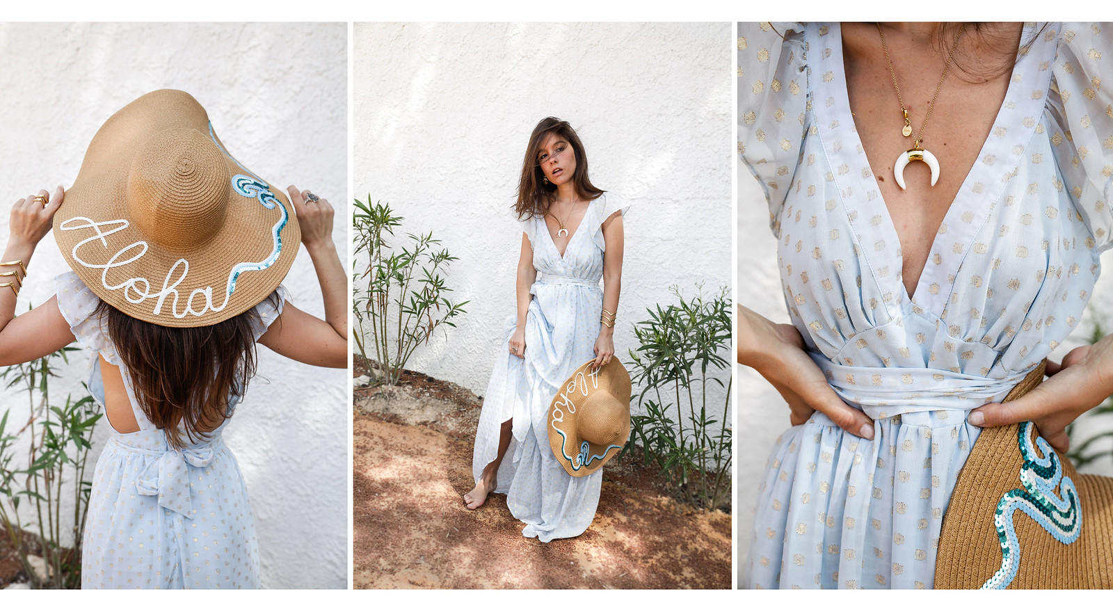 012_golden_dots_lunares_dorados_vestido_azul_boho_deby_debo_long_dress_theguestgirl_influencer_barcelona_style_content_creator_fashion_spain