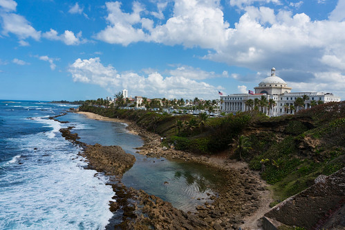 puerto rico fort castillo san cristobal juan